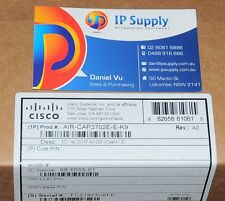 *Brand New* CISCO AIR-CAP3702E-E-K9 Access Point 6MthWtyTaxInv