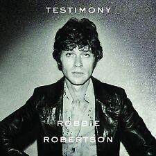 ROBBIE ROBERTSON TESTIMONY CD (NOVEMBER 11 2016) BEST OF/ GREATEST HITS