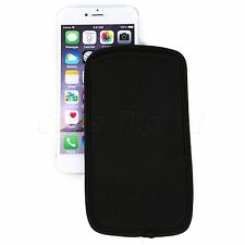 Elastic Soft Cloth Neoprene Shockproof Case Cover Pouch for iPhone 6 Plus  5.5""
