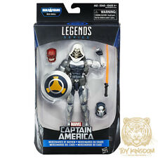 "TASKMASTER - Marvel Legends 6"" Captain America 2016 BAF RED ONSLAUGHT - IN STOCK"