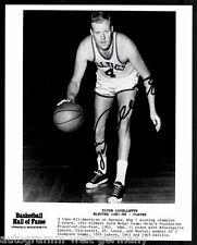 Clyde Lovellette TOP Gross AK Orig. Sign.  Baskettball +G 8738