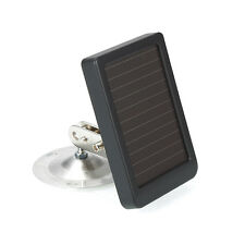 Solar Charger Panel Battery for HC-300M HC-300 HC-300A HC-500M Hunting Camera