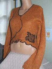 magnifique pull mode avec mohair  PATRICE BREAL  taille  2 soit  40 parfait état