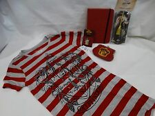 HARRY POTTER GRYFFINDOR RHINESTUD CREST SHIRT, JOURNAL, PURSE, PIN & MORE