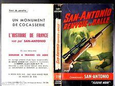 SAN-ANTONIO n°238 # SAN-ANTONIO RENVOIE LA BALLE # 1964 B2