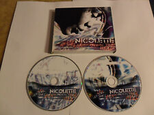 NICOLETTE - Let No One Live Rent Free In Your Head (2CD 1996) ELECTRONIC