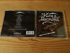 King Diamond - Puppet Master Brazilian Pressing CD + DVD (NTSC!!!)
