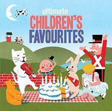 3 CD BOX ULTIMATE CHILDRENS FAVOURITES TRADITIONAL SONGS & RHYMES LITTLE ONES