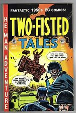 TWO-FISTED TALES #4 - HARVEY KURTZMAN COVER - 1993