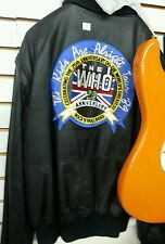 THE WHO The kids are alright 1989 Tour Jacket