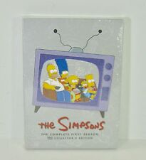 The Simpsons The Complete  Season One ~NEW SEALED 4-DISC DVD SET First Season 1
