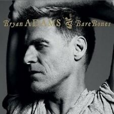 "BRYAN ADAMS ""BARE BONES BEST OF LIVE"" CD NEU"