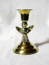 Brass Angel Candleholder.
