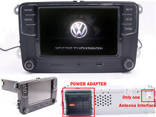 "6.5"" Car Stereo Radio MIB2 RCD510,Bluetooth,USB,AUX,VW Golf,Caddy,Passat, no CD"