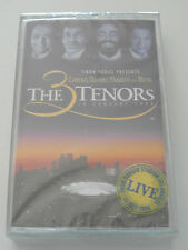 The 3 Tenors In Concert 1994 - Album Cassette Tape, Used Very Good Sealed