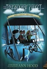 Amelia Earhart #8: Lady Lindy (The Treasure Chest)-ExLibrary