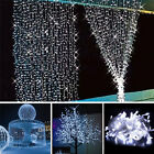 10M 100LED Christmas Wedding Xmas Party Decor Outdoor Fairy String Light Lamp LX
