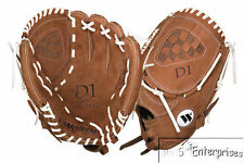 "Worth D1 Series D1200 fastpitch softball glove 12"" NEW"