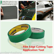 Fine Filament Finish Line Vinyl Wrap Cutting Tape 50M Roll (164 Ft) for Stripes