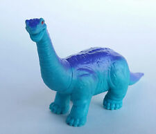 APATOSAURUS Definitely Dinosaurs by Playskool dinosaur figure blue purple