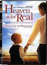 DVD - Heaven Is For Real NEW 2014 ORIGINAL FAST SHIPPING !