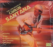 Carlos Santana - The Latin Sound Of Carlos Santana - CD (Brand New Sealed)