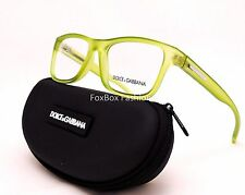DOLCE & GABBANA DG 5005 2728 Eyeglasses Frames Glasses Transparent Green 54 mm