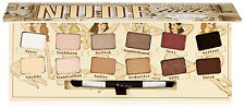 12 Colors Nude Eye Shadow Smoky Makeup Eyeshadow Palette Populor Face