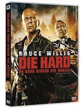 Dvd DIE HARD Un Buon Giorno Per Morire - (2013) ** Contenuti Speciali ** ..NUOVO