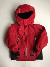 POLARN O. PYRET/Sweden Red Ski Winter Jacket - Size 3-4 Years