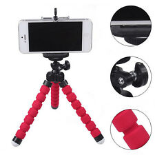 Universal Mini Tripod Stand Cell Phone Mount For iPhone Phone Digital Camera New