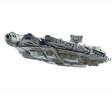 1/144 STAR WARS MILLENNIUM FALCON Model Kit with LED Unit