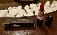SIN  *BRAND NEW IN BOX* Mac  MATTE Lipstick 0.1oz (3g) - SIN ~
