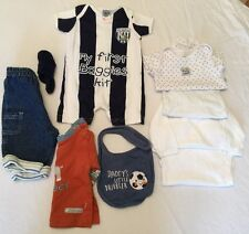 Bhs | Pumpkin Patch | Mothercare Albion Baby Boy 0-3 Months Clothes Bundle  N923