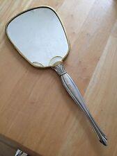 Vintage 13 Inch  Hand Held Mirror