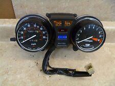 Honda 500 GL SILVERWING GL500 Used Speedometer Tachometer Gauges 1981 HB188