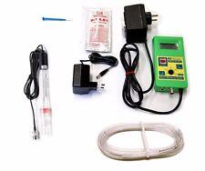 Milwaukee sms122 PH Controller con elettrodo & soluzioni per impianti co2