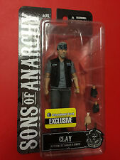 Sons of Anarchy Clay Exclusive 6-Inch Action Figure by Mezco
