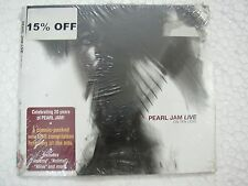Pearl Jam Live on Ten Legs jeremy animal alive cardboard CD 2011 RARE INDIA