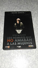 DVD MILLENIUM 1 LOS HOMBRES QUE NO AMABAN A LAS MUJERES  EDICION ESPECIAL