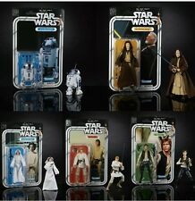 Star Wars Black Series 40th Anniversary Wave 1: Set of 5--IN STOCK--DONT WAIT!