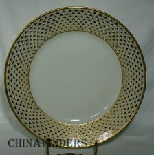 RICHARD GINORI Italy china DIAMANTE DIAMANTI pattern Bread Plate - 6-3/8""