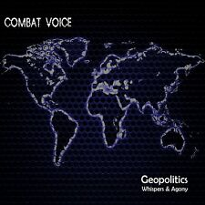COMBAT VOICE Geopolitics Whispers & Agony CD Digipack 2015