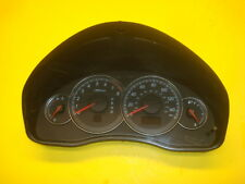 09 SUBARU LEGACY OUTBACK 2.5L A/T SPEEDOMETER INSTRUMENT CLUSTER 85014AG66B OEM