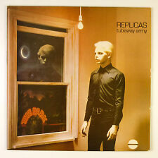 """12"""" LP - Tubeway Army - Replicas - B1873 - washed & cleaned"""