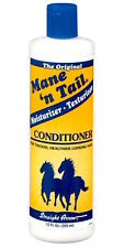 MANE'N TAIL ORIGINAL CONDITIONER 12oz Helps prevent hair breakage and split ends