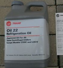 TRANE REFRIGERATION R22 OIL