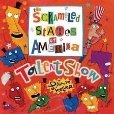 The Scrambled States of America Talent Show, Keller, Laurie, 0805079971, Book, A