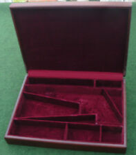 CASE FOR A COLT OR REMINGTON ARMY PERCUSSION REVOLVER GUN.