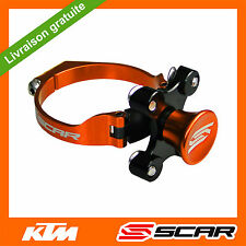 KIT DEPART HOLESHOT BLOQUE FOURCHE KTM 65SX 65 SX ORANGE SCAR